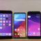 A confronto i 5 top smartphone del momento