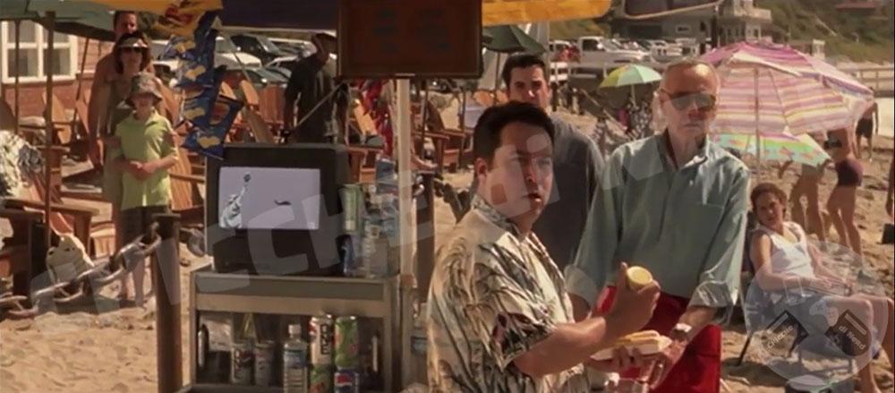 2000 - X-MEN (Cameo Stan Lee)