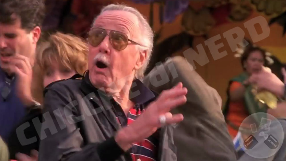 2002 - SPIDER-MAN (Cameo Stan Lee)