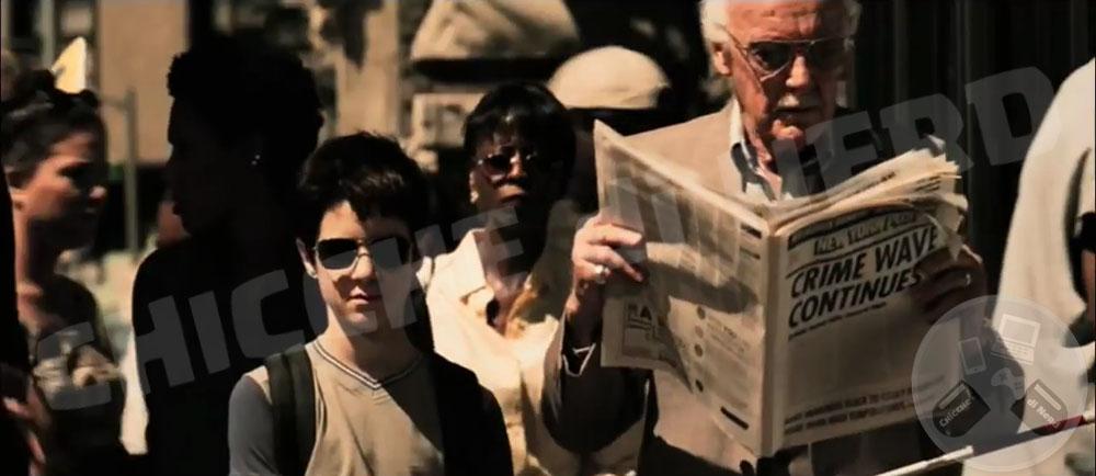 2003 - DAREDEVIL (Cameo Stan Lee)