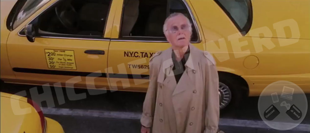 2004 - SPIDER-MAN 2 (Cameo Stan Lee)