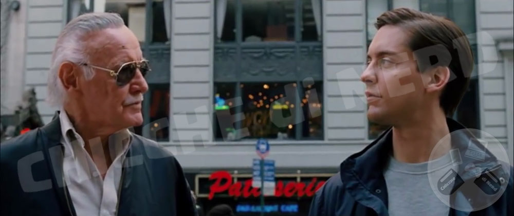 2007 - SPIDER-MAN 3 (Cameo Stan Lee)