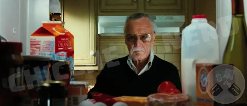 2008 - L'INCREDIBILE HULK (Cameo Stan Lee)