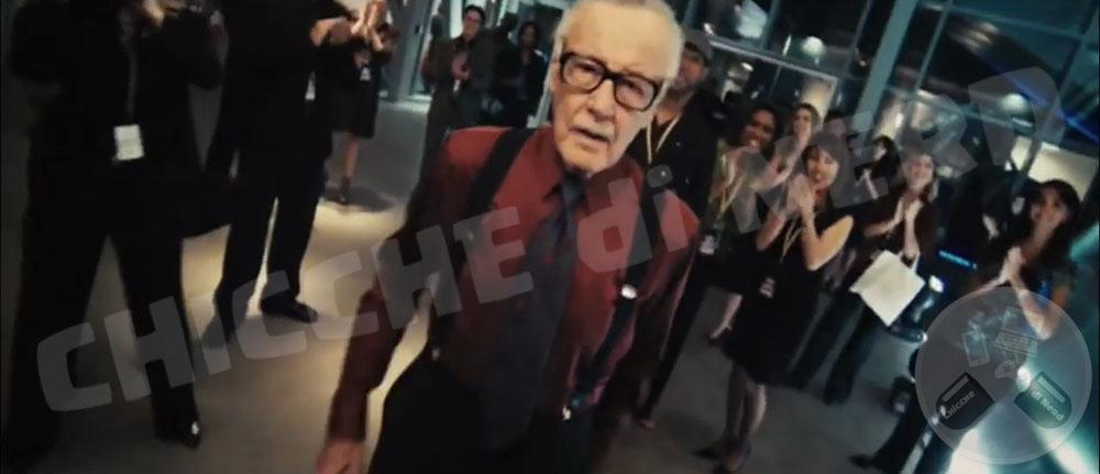 2010 - IRON MAN 2 (Cameo Stan Lee)