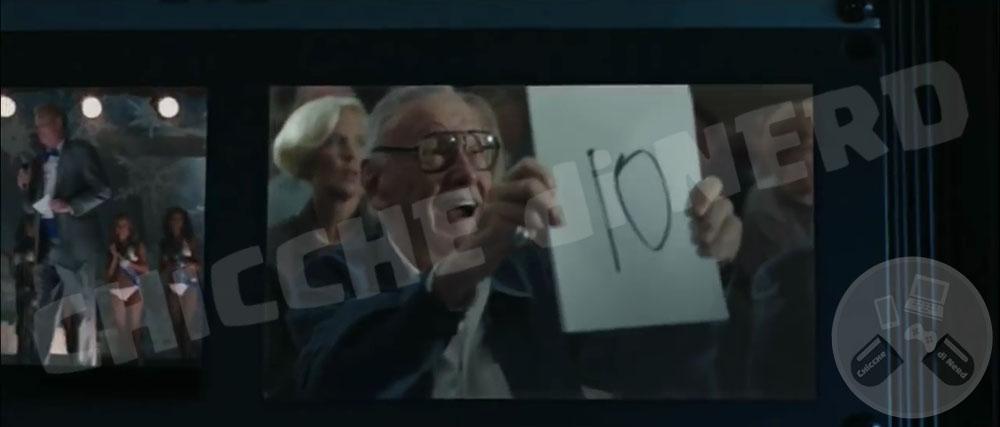2013 - IRON MAN 3 (Cameo Stan Lee)