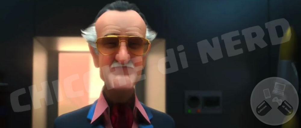 2014 - BIG HERO 6 (Cameo Stan Lee)