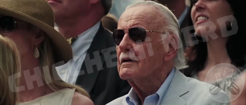 2014 - THE AMAZING SPIDERMAN 2 - IL POTERE DI ELECTRO (Cameo Stan Lee)