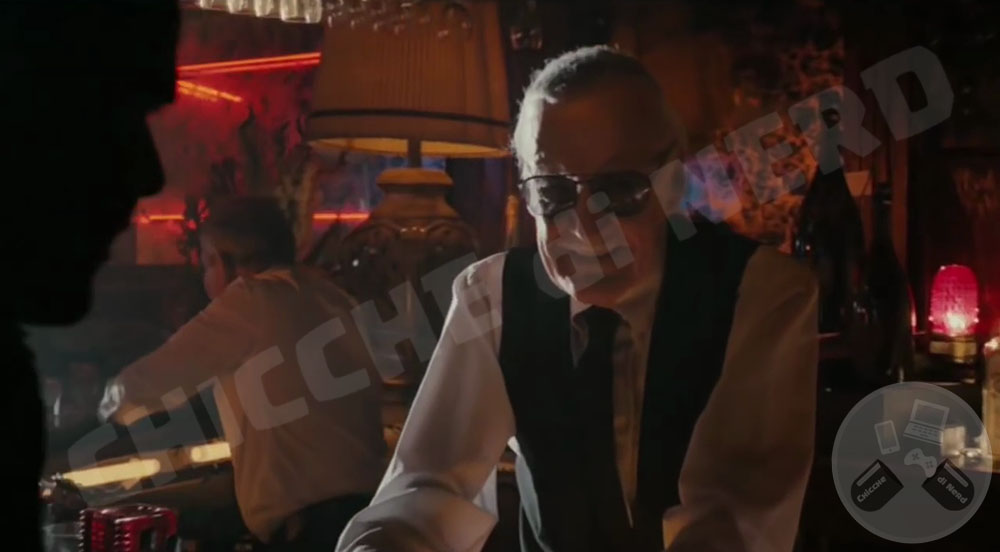 2015 - ANT-MAN (Cameo Stan Lee)