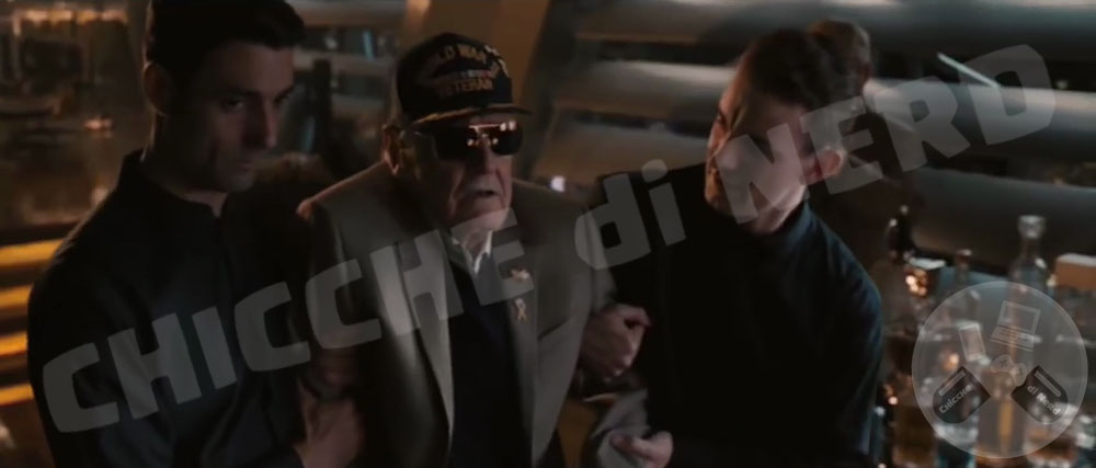 2015 - AVENGERS AGE OF ULTRON (Cameo Stan Lee)