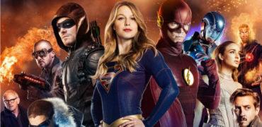 Arrow Flash Supergirl Legends of Tomorrow