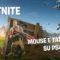 Fortnite – Come usare Mouse e Tastiera con la PS4