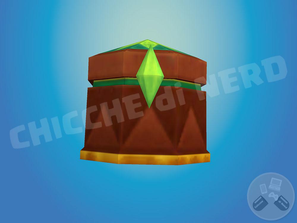 The Sims Mobile - Scatola Cimelio