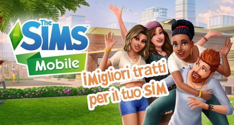 The Sims Mobile - Migliori tratti per il tuo Sim