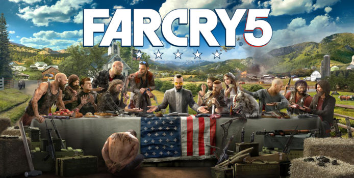 far cry 5 slot armi