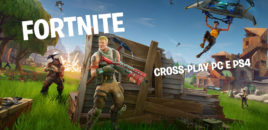 Fortnite – Come giocare cross-platform PC e PS4