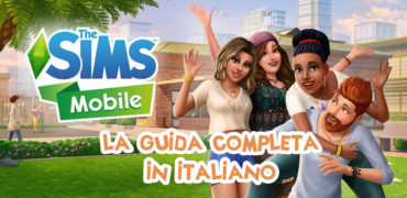 the sims mobile guida tutorial italiano