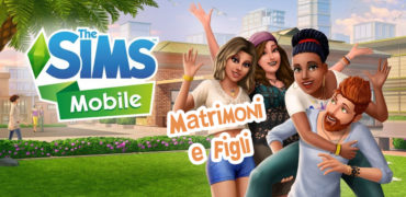 the sims mobile matrimonio e figli