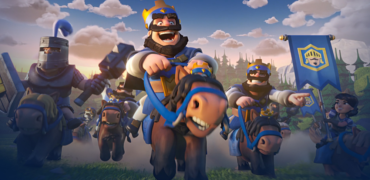 clash royale guerra tra clan