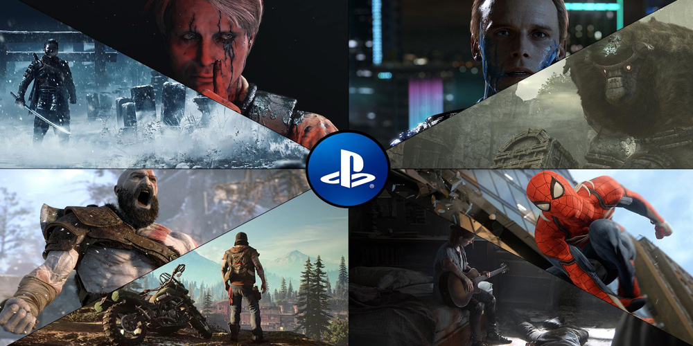esclusive ps4 - PlayStation Studios: il nuovo logo che certifica la qualità delle esclusive PS