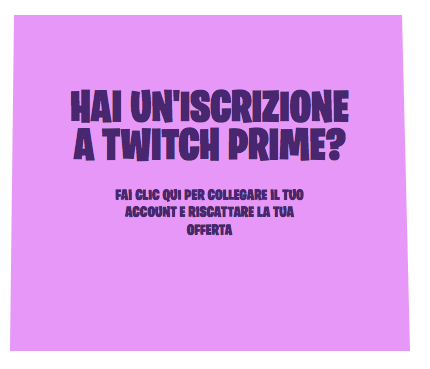 fortnite twitch prime 1