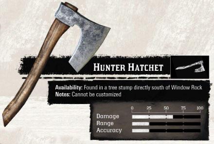 Ascia del cacciatore