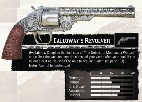 Revolver di Calloway