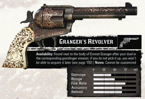 Revolver di Granger