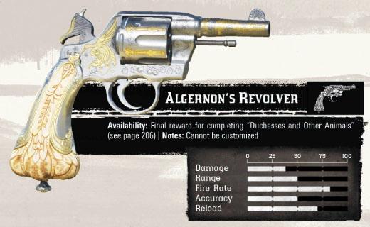 Revolver di Algernon