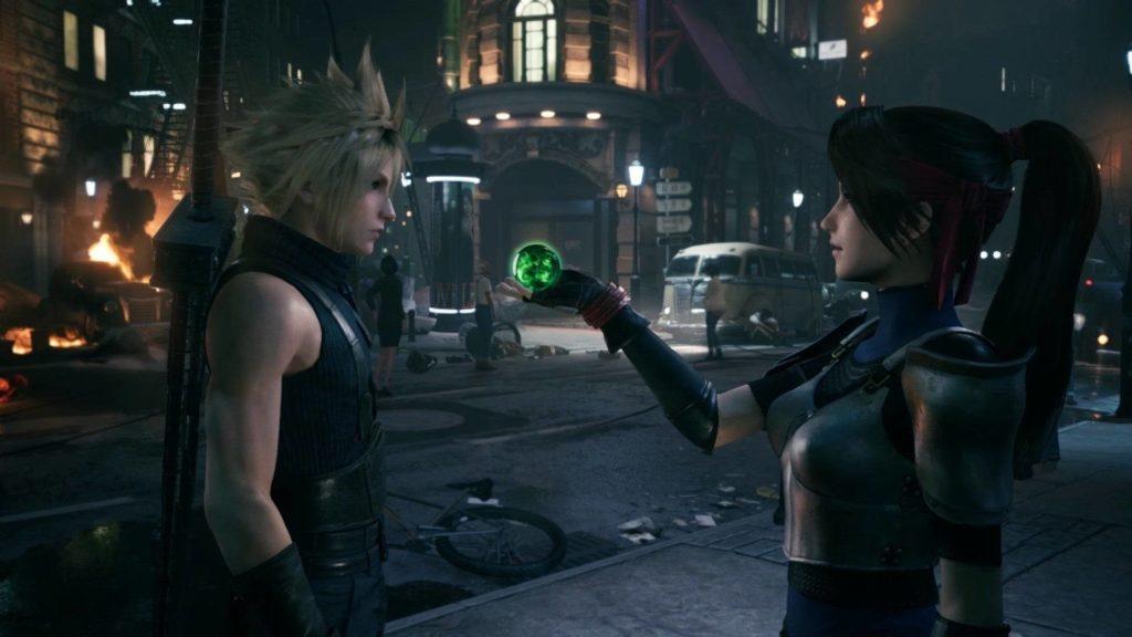 Final Fantasy VII Remake - Materia ed Evocazioni